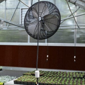 Carolina Cooler Greenhouse Cooling